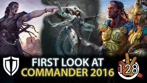 First Look at Commander 2016 | #129