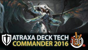 Atraxa, Praetors' Voice – Breed Lethality C16 Deck Tech | #130
