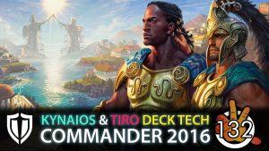 Kynaios and Tiro of Meletis – Stalwart Unity C16 Deck Tech | #132