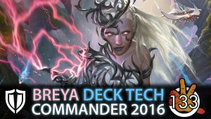 Breya, Etherium Shaper – Invent Superiority C16 Deck Tech | #133