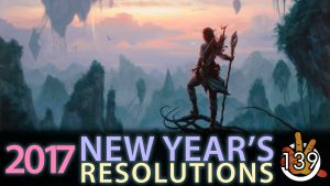 What Would You Change in 2017? New Year's Resolutions! | #139