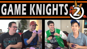 New Partner Commanders in Action! Vial Smasher, Tymna & More | Game Knights #02