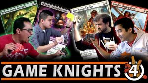Who's the best Aether Revolt Commander? Sram, Kari Zev, Rishkar, Yahenni Gameplay l Game Knights #4