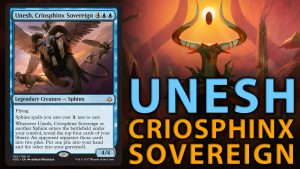 Unesh, Criosphinx Sovereign – HOUR OF DEVASTATION preview | #163