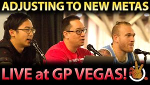 Adjusting to New Metas LIVE at GP Vegas | #166