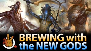 Brewing with the New Gods (Locust, Scarab, Scorpion) | #167