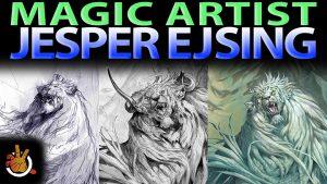Inside the Mind of Magic Artist Jesper Ejsing | #184