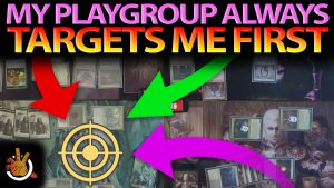 My Playgroup Always Targets Me First | #185