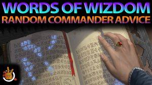Words of Wizdom | #186